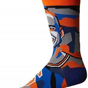 Stance Kristaps Porzingis NY Knicks Socks